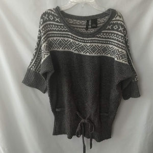 Womens New Directions Dolman Sleeve Sweater